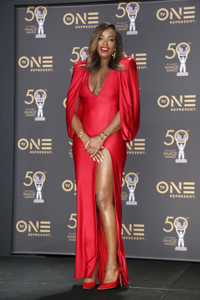 Looks do NAACP Image Awards 2019