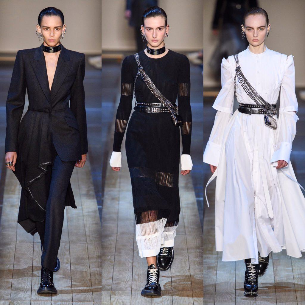 Looks Alexander McQueen Outono 2019