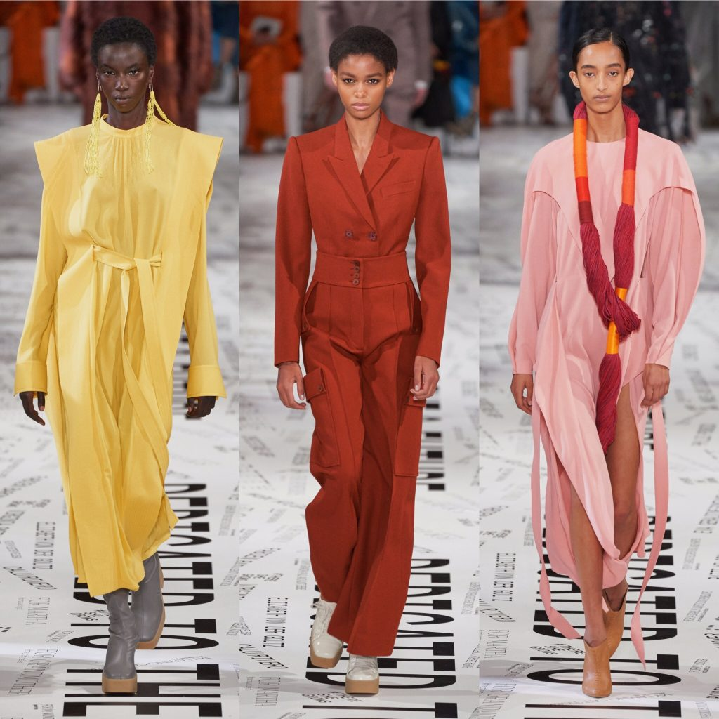 Looks Stella McCartney Outono 2019
