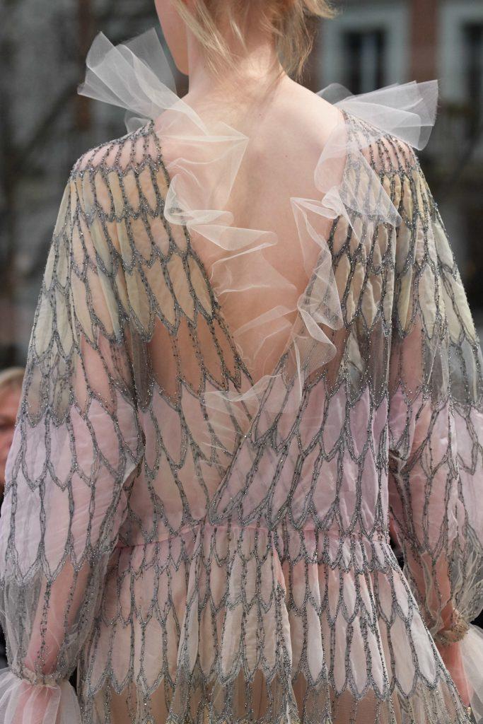 Detalhes Valentino Outono 2019