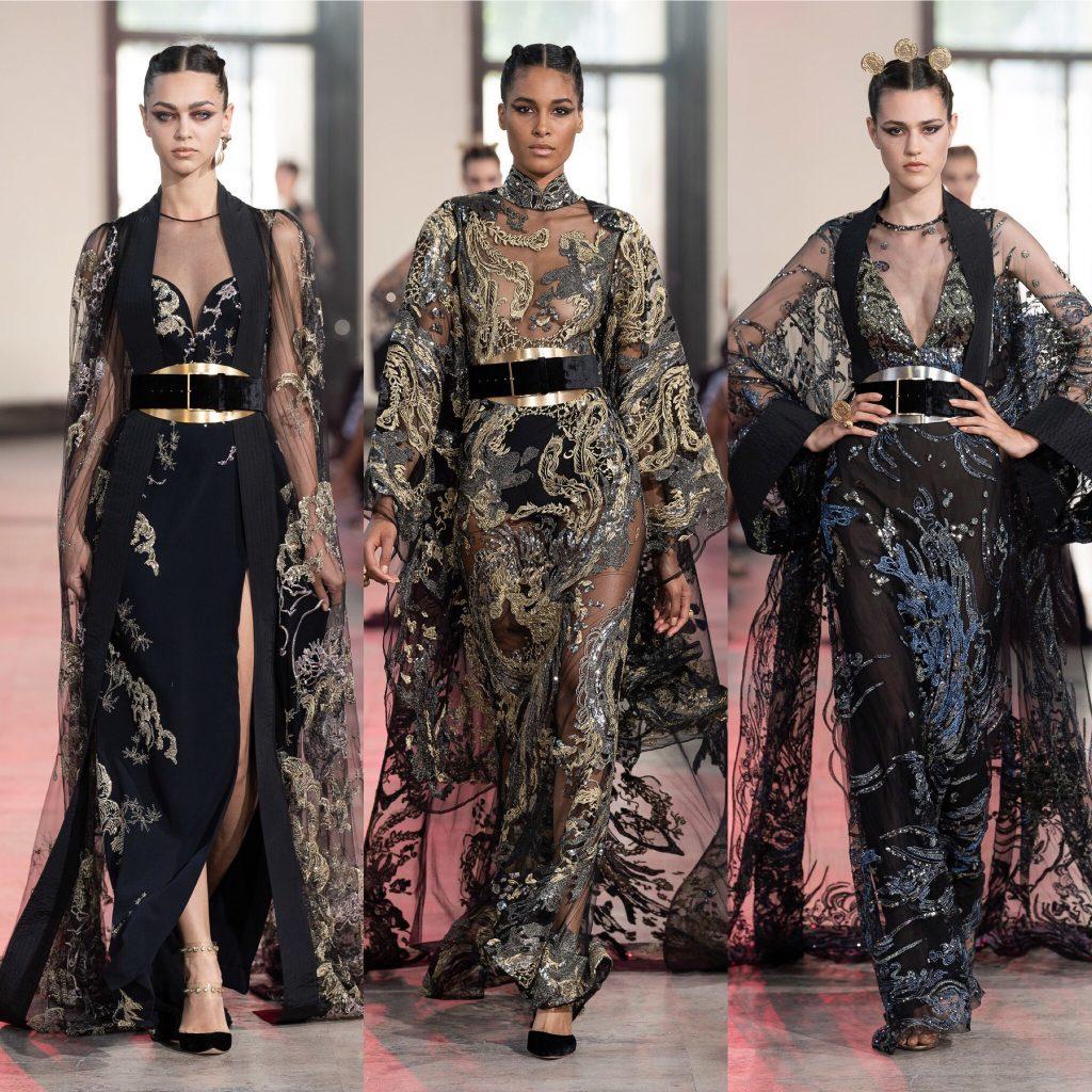 Elie Saab Alta-Costura Outono 2019
