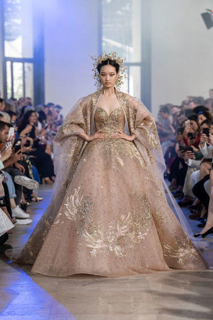 Noiva Elie Saab Alta-Costura Outono 2019