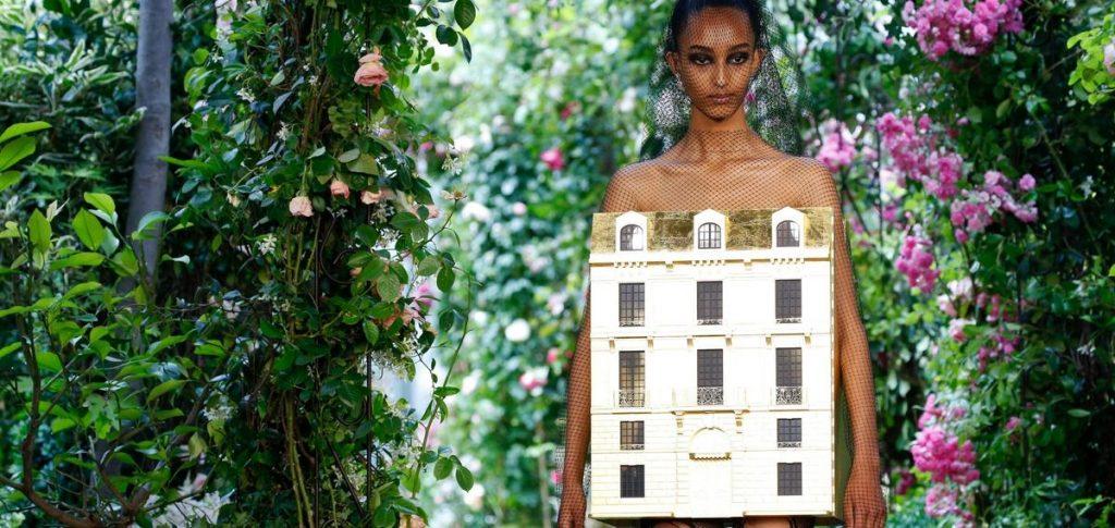 A casa de Christian Dior