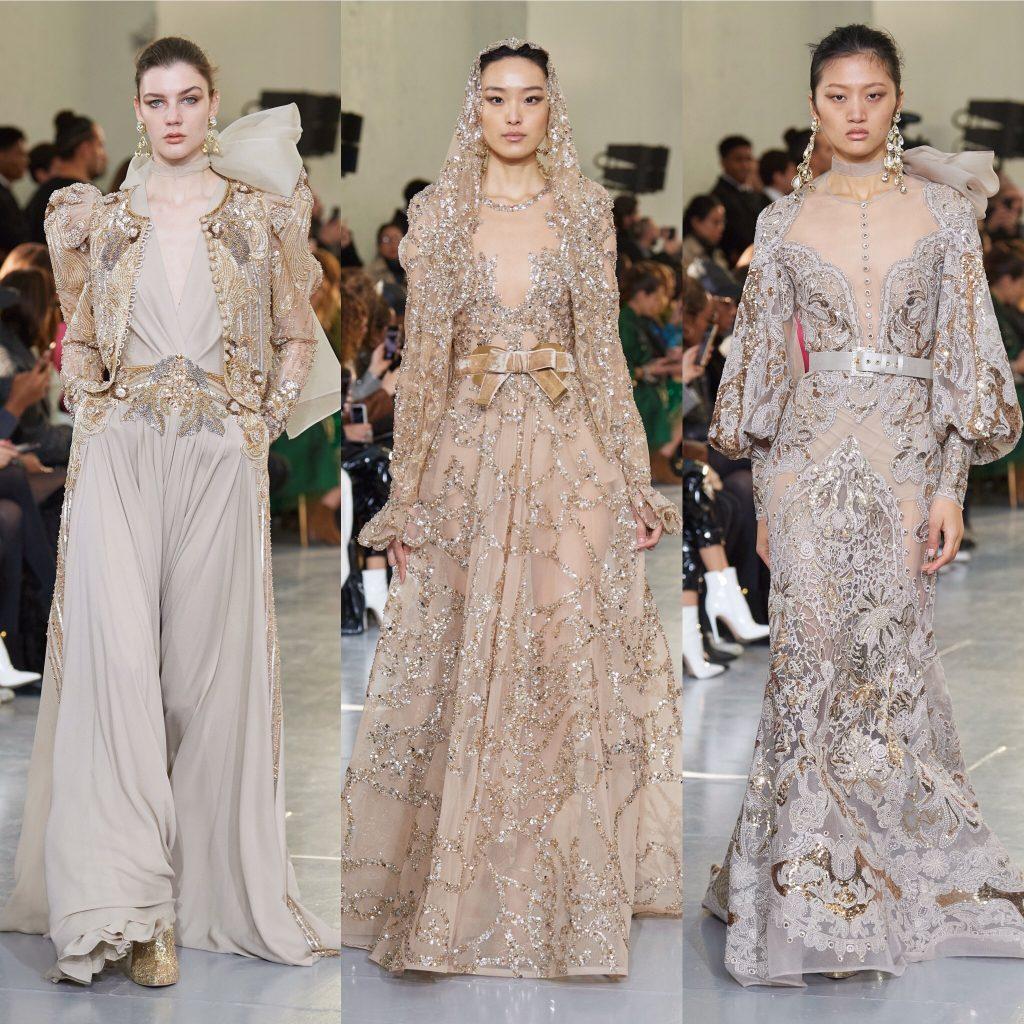 Elie Saab Alta-Costura Primavera 2020