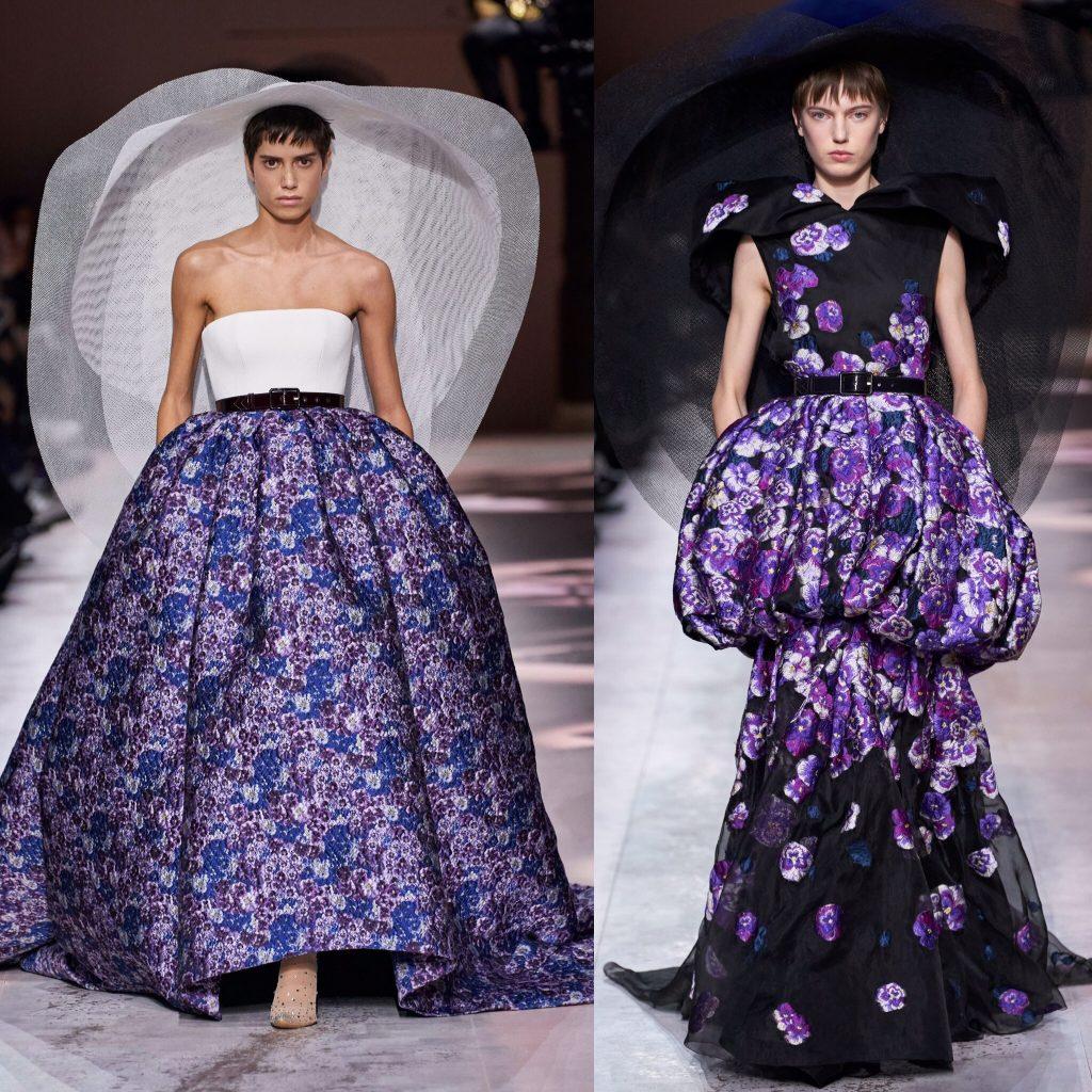 Givenchy Alta-Costura Primavera 2020